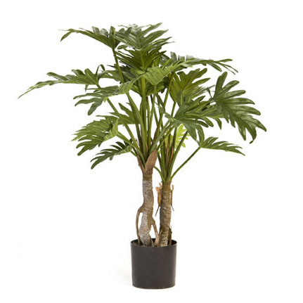 Artificial Christmas Tree In Pot