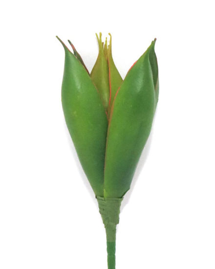 Realistic looking artificial succulent plant for sale and bulk purchase online - yucca agave bulb