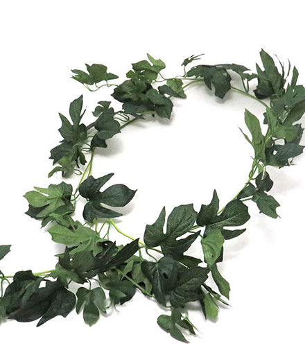 Realistic looking artificial hanging plant used in offices, home and plantscaping for sale and bulk purchase online - vine