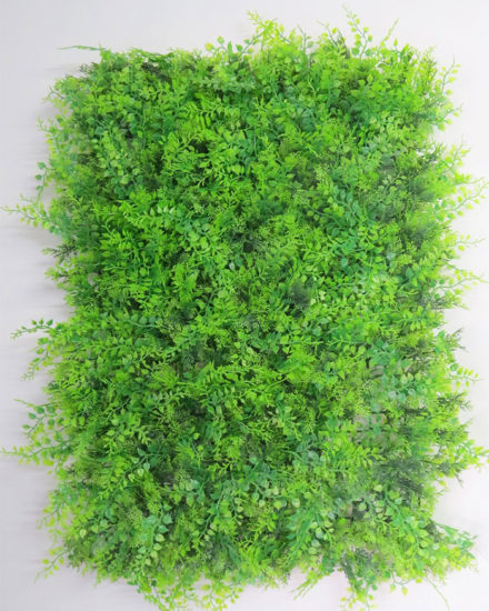 Realistic looking matting used in offices, home and plantscaping - fern