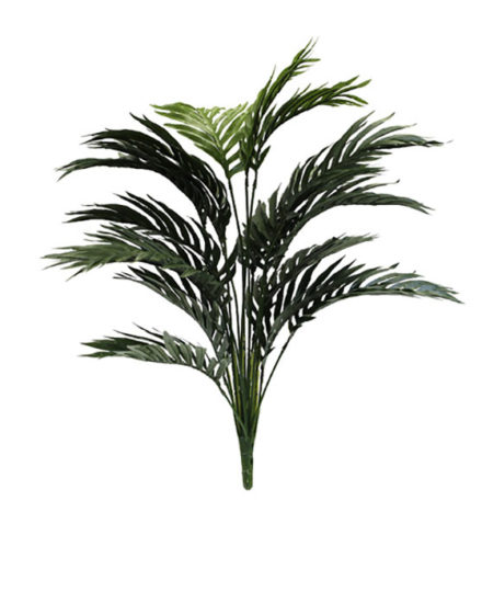 Realistic looking artificial fake bush used in offices, home and plantscaping for sale and bulk purchase online - palm