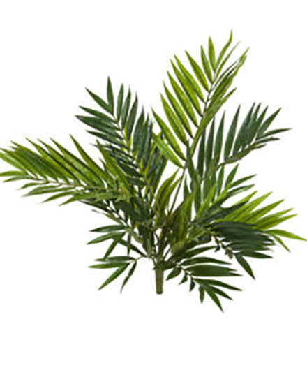 Realistic looking artificial fake tree used in offices, home and plantscaping for sale and bulk purchase online - parlour palm