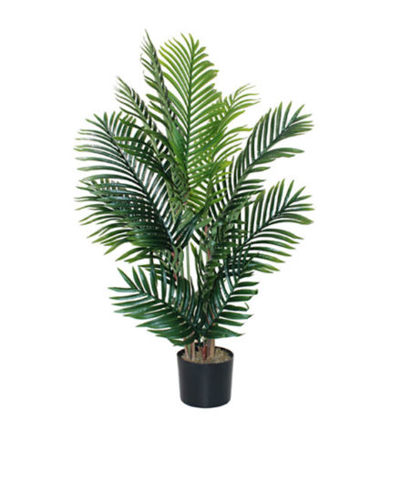 Realistic looking artificial fake tree used in offices, home and plantscaping for sale and bulk purchase online - palm